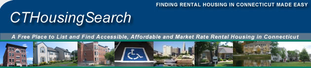 CTHousingSearch.org - A Free Place to List and Find Accessible, Affordable and Market Rate Rental Housing in Connecticut